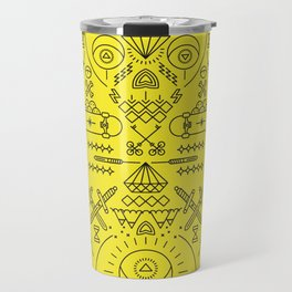 SIMETRIA - III Travel Mug