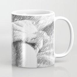 Just a towel Coffee Mug