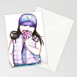 Kayla Bean; Sweets Stationery Cards