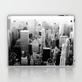 Ghost City Laptop & iPad Skin