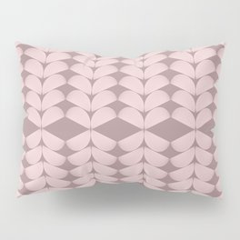 Butterfly - Taupe Pink Pillow Sham