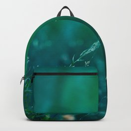 Fairy Tail - Flower on the Water - Magic Grass Backpack