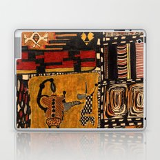 about meanders and lucky numbers Laptop & iPad Skin