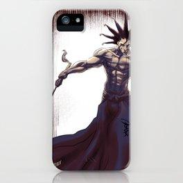 Kenpachi Zaraki of Bleach iPhone Case