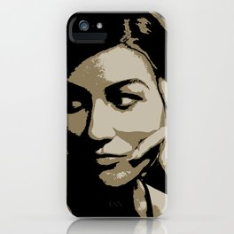 Juxtapose XII iPhone Case