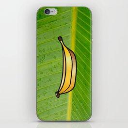 Banana iPhone Skin