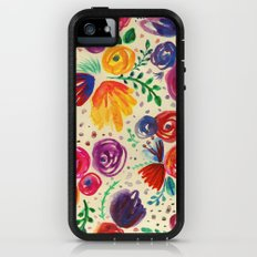 Summer Fruits Floral Adventure Case iPhone (5, 5s)