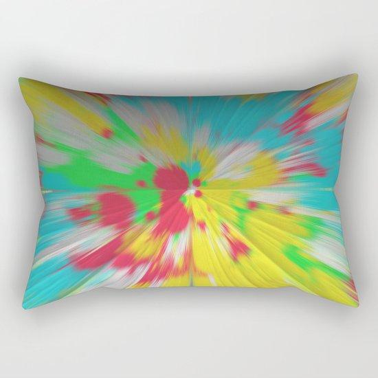 Abstract 118 Rectangular Pillow