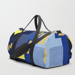 Blue Klee houses Duffle Bag