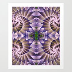 Armadillo. Art Print