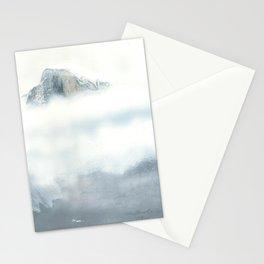 Half Dome Yosemite Stationery Cards