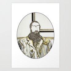 Wanted Art Print