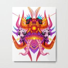 Kaiju ultimate Metal Print