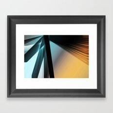 New Light Framed Art Print