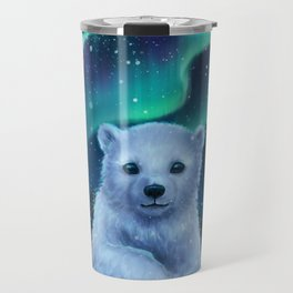 Polar Bear Travel Mug