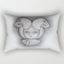 dos Rectangular Pillow