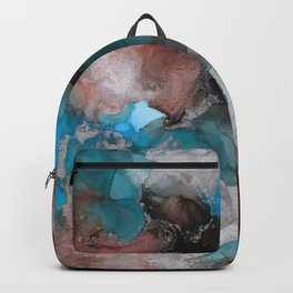 Alcohol Ink 'The Storybook Series:Where the Wild Things Are' Backpack