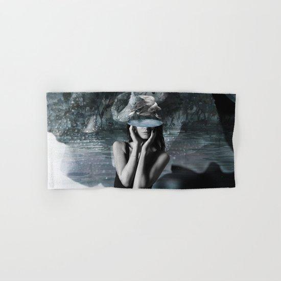 Fish Head Hand & Bath Towel