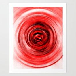 Red Eye Zero Art Print