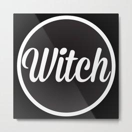 Witch Milk Metal Print