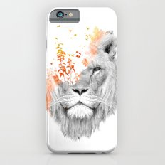 If I roar (The King Lion) iPhone 6s Slim Case