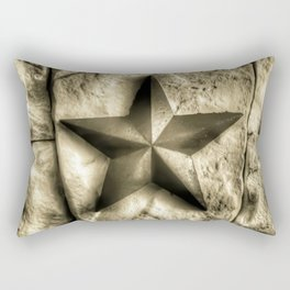 Texas Lone Star - 4 Rectangular Pillow