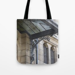 Chateau de Mercy Tote Bag