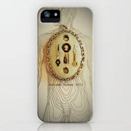 Locket iPhone Case