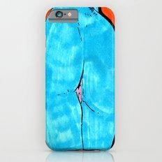 blue butt Slim Case iPhone 6s