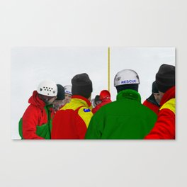 The Rescue IV Canvas Print