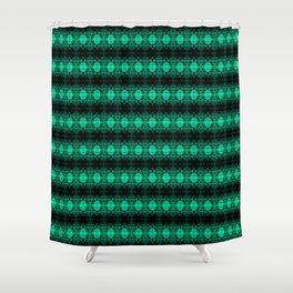 Oregon Green Shower Curtain
