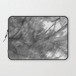 Treeage I - BW Laptop Sleeve