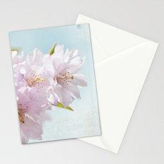 Spring Cherry Stationery Cards