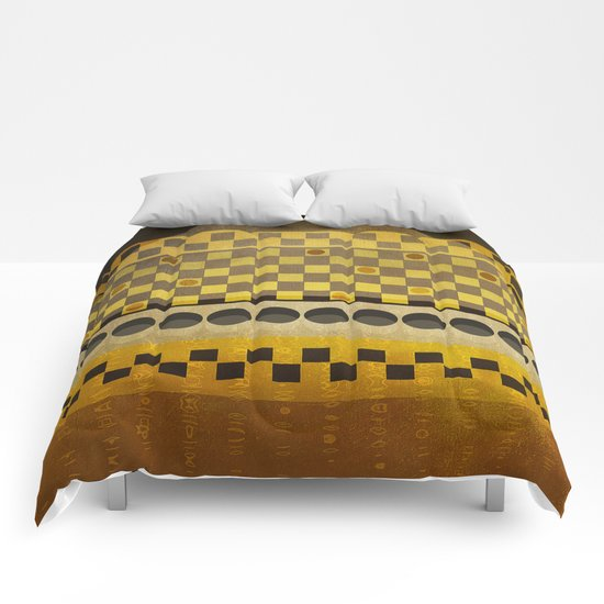 Geometric/Abstract 14 Comforters