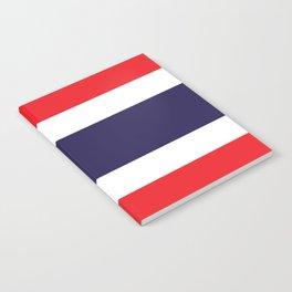 flag of thailand 2 -thailand,Siam,thai,siamese,bangkok. Notebook