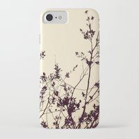 silhouette iPhone & iPod Cases featuring Silhouette by Skye Zambrana