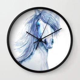 Horse#11 Wall Clock