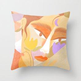 Slowdown Throw Pillow