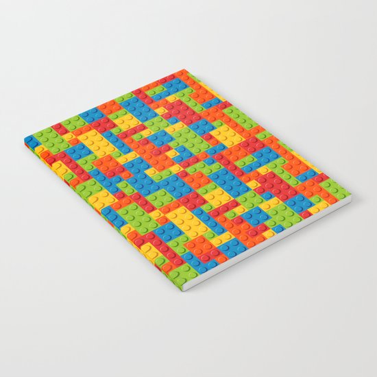 Bricks Notebook