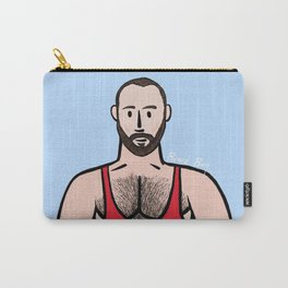 Beard Boy: Andy Carry-All Pouch