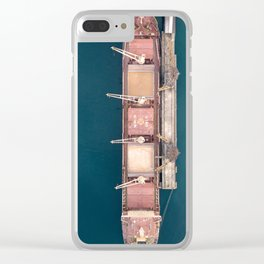 Winch only Clear iPhone Case