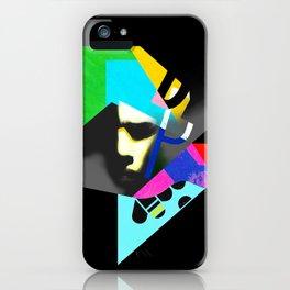 DPB Portrait iPhone Case