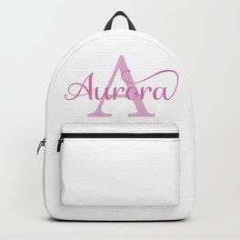 Aurora - Girls Name Backpack