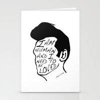 smiths Stationery Cards featuring How soon is now? by tycejones