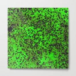 Toasted Lime Metal Print