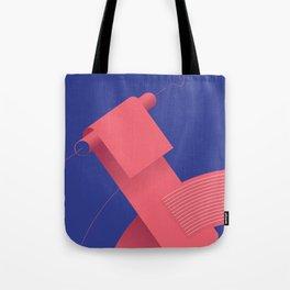 Geometric composition 4 Tote Bag