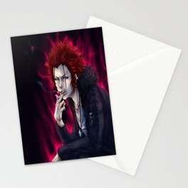 Mikoto Suoh Stationery Cards