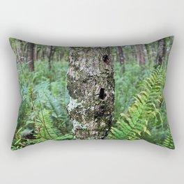 Shattered Valor Rectangular Pillow