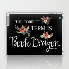 Book Dragon Laptop & iPad Skin