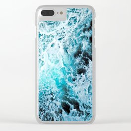 Sea Within Clear iPhone Case